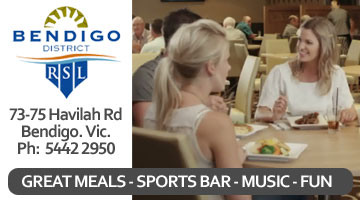 Bendigo RSL - Great meals, great atmosphere.